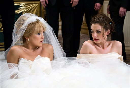 Film Review Bride Wars