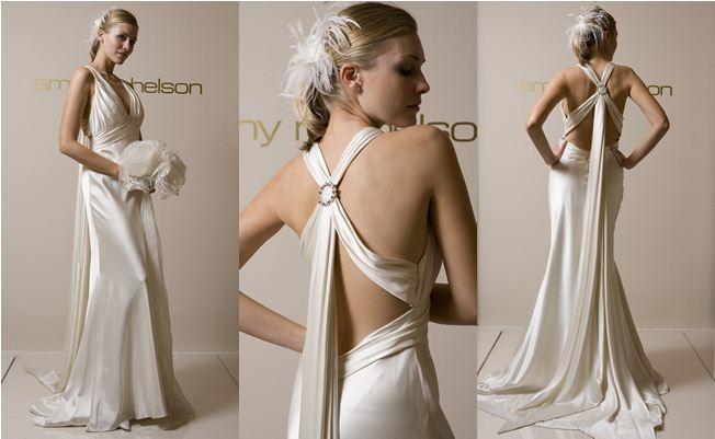 Soft Romantic Wedding Gowns Bridal Blog
