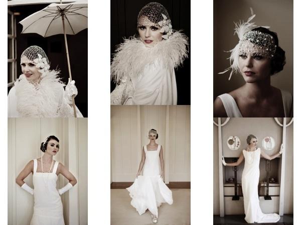 Hottest Wedding Trend Vintage 1920s Inspired Wedding Theme