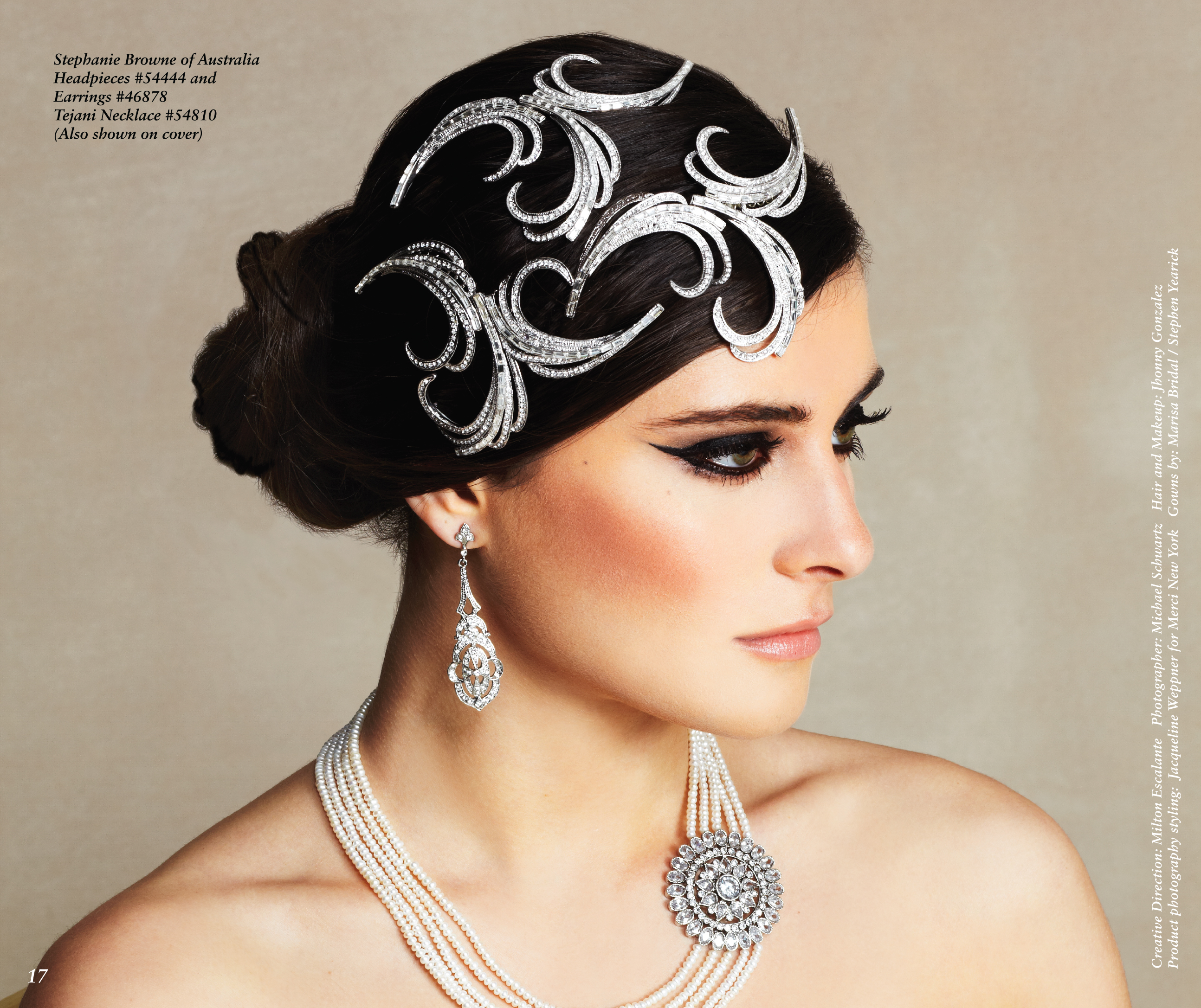 gatsby inspired bridal accessories | bridal blog
