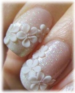 3dflowernails