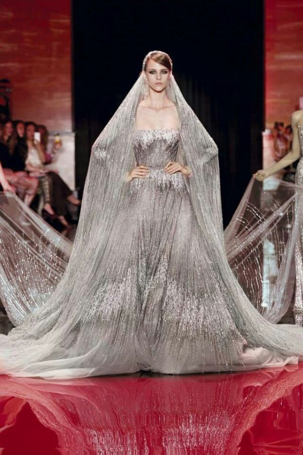 Elie Saab Ultimate Couture Gown