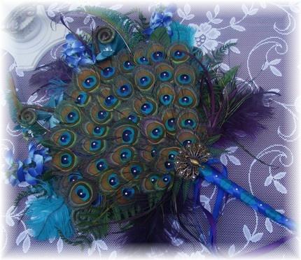 peacock accessory