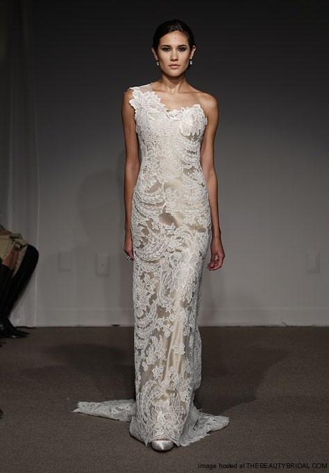 ulla maija couture bianca gown