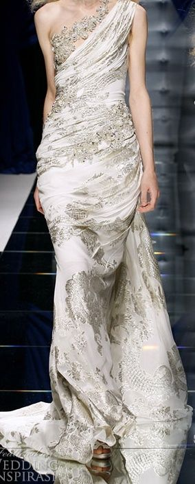 zuhair murad couture wedding gowns