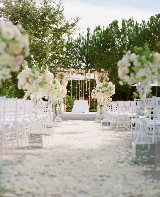 All White Weddings Bridal Blog