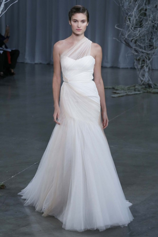 Favorite Designer Monique Lhuillier Bridal Gowns Bridal Blog