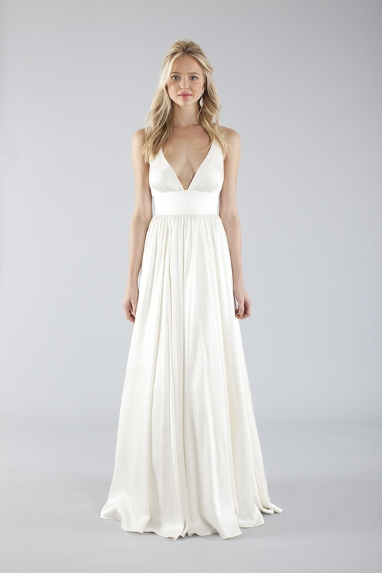 nicole miller rehearsal dinner dress