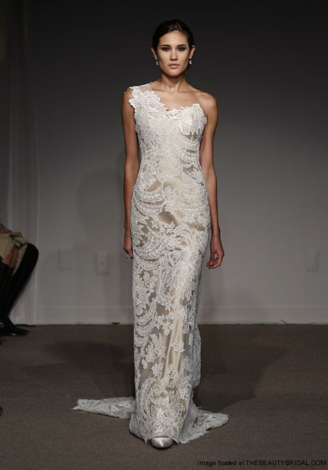 ulla maija couture bianca gown