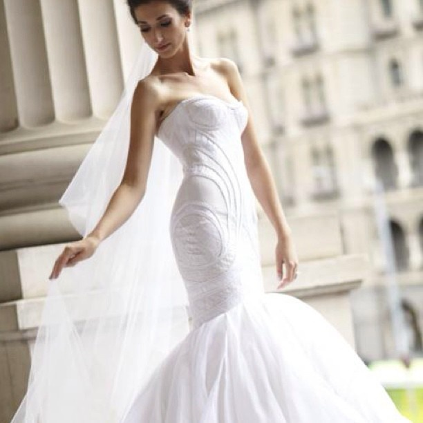 Fab Dresses by J\'aton Couture | Bridal Blog