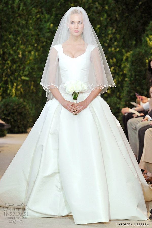 carolina-herrera-spring-2014-bridal-adele-ball-gown