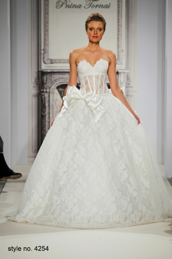 FW14 NEW YORK BRIDAL FASHION WEEK