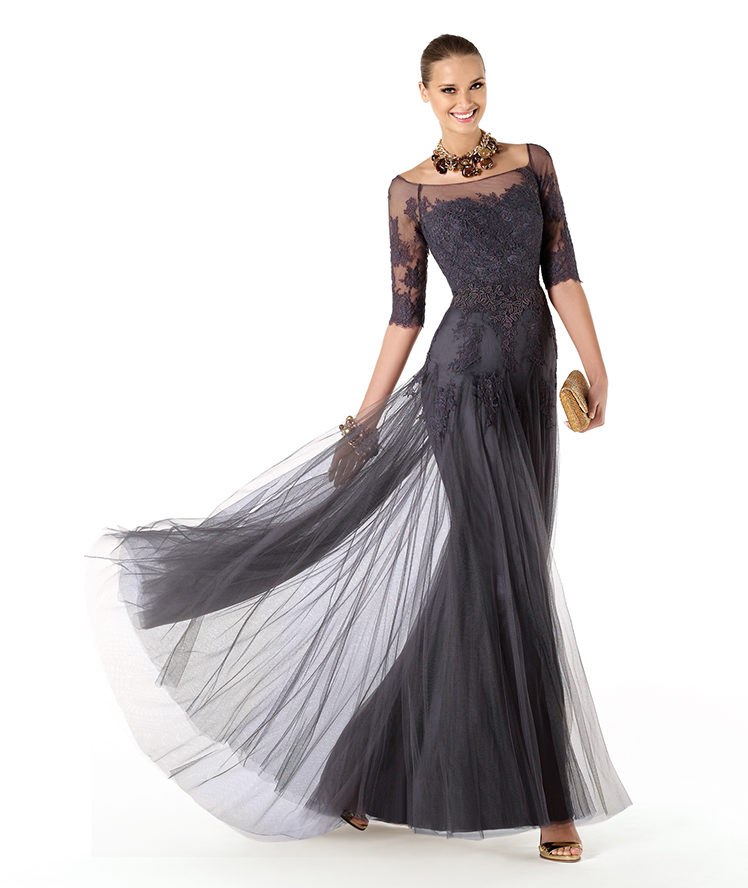 pronovias evening dresses - Dress Yp