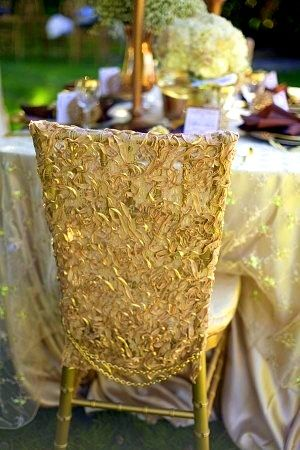 Wedding Chair Covers Table Cloths Bridal Blog