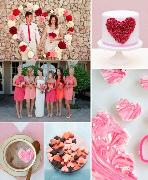valentines-day-wedding-ideas-reception-cake-and-mix-and-match-bridesmaids-2__full