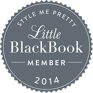 Style Me Pretty Little Black Book Badge