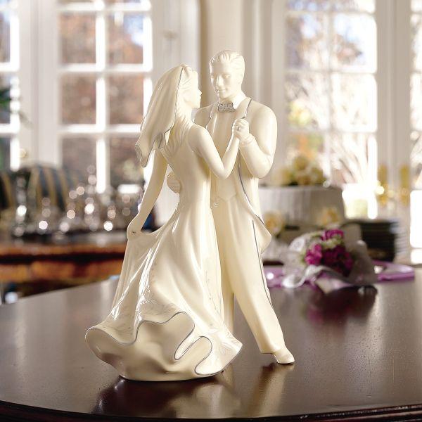 Lenox Cake Topper Wedding Promises First Dance