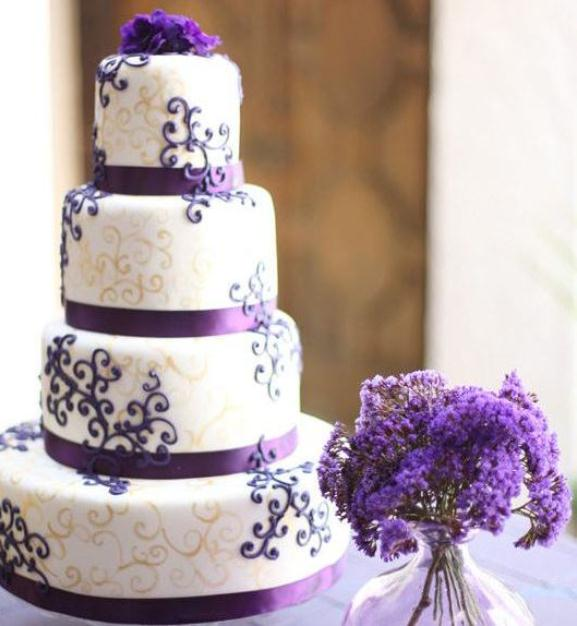 sweet wedding cakes