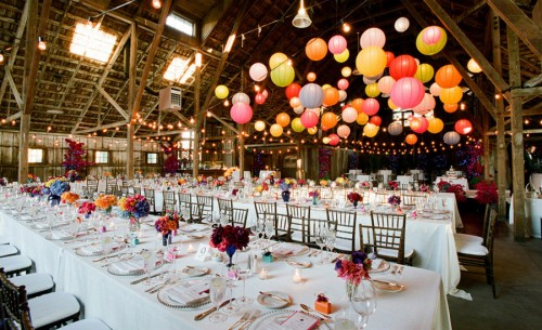 Multi-Colored-Chinese-Lanterns-and-Centerpieces-500x305