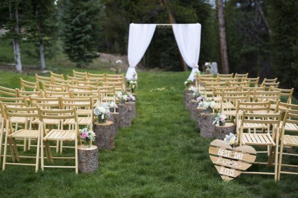 rustic ranch wedding 2