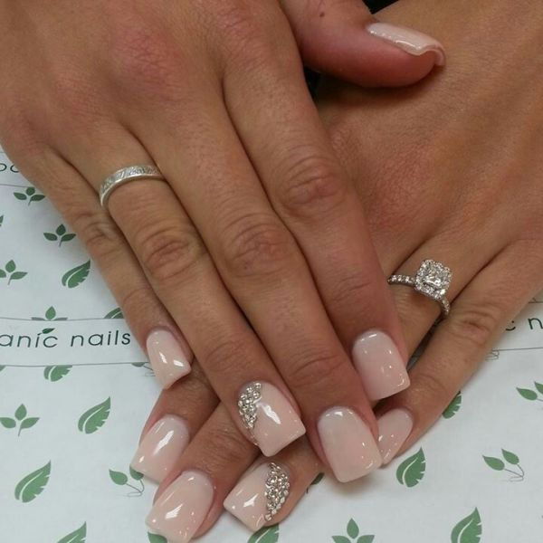 wedding nails 4